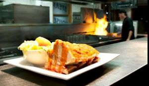 Railway Hotel Steak House - Accommodation Perth