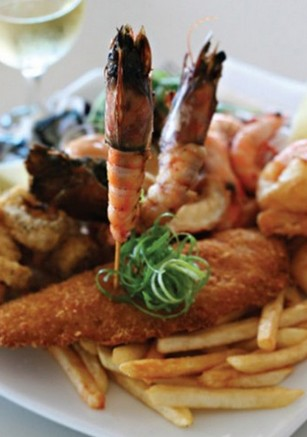 Rockpool Seafood Cafe Bar - Accommodation Perth
