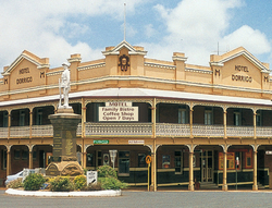 Heritage Hotel Motel - Accommodation Perth