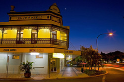 The Club Hotel - Accommodation Perth
