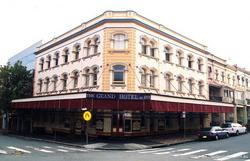 The Grand Hotel Newcastle - Accommodation Perth