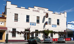 Shire Hall Hotel - Accommodation Perth