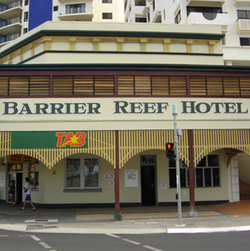 The Barrier Reef Hotel - Accommodation Perth