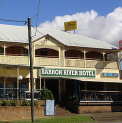 Barron River Hotel - Accommodation Perth