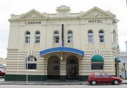 The London Hotel - Accommodation Perth