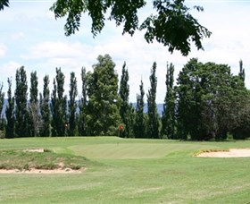 Aberdeen Golf Club - Accommodation Perth