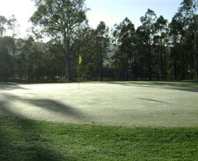 Paterson Golf Club - Accommodation Perth