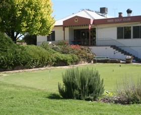 The Yass Golf Club - Accommodation Perth