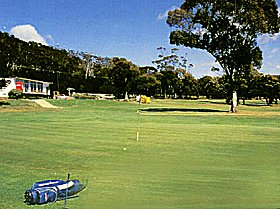 Bicheno Golf Club Incorporated - Accommodation Perth