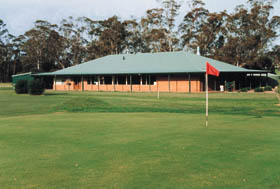 Echunga Golf Club Incorporated - Accommodation Perth