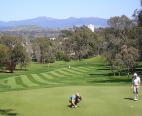 Fairbairn Golf Club - Accommodation Perth
