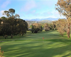 Federal Golf Club - Accommodation Perth