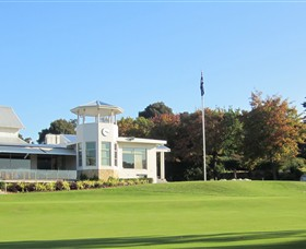 Riversdale Golf Club - Accommodation Perth