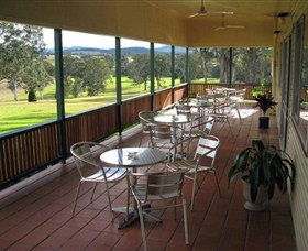 Woodenbong and District Golf Club - Accommodation Perth
