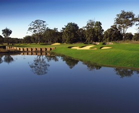 Kooindah Waters Golf Club - Accommodation Perth