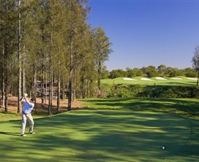 Hunter Valley Golf and Country Club - Accommodation Perth