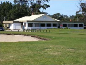 Seabrook Golf Club - Accommodation Perth