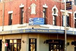 Imperial Hotel - Accommodation Perth