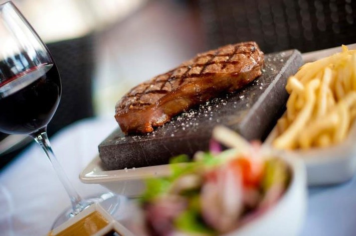 Black Angus Bar  Grill Restaurant - Accommodation Perth