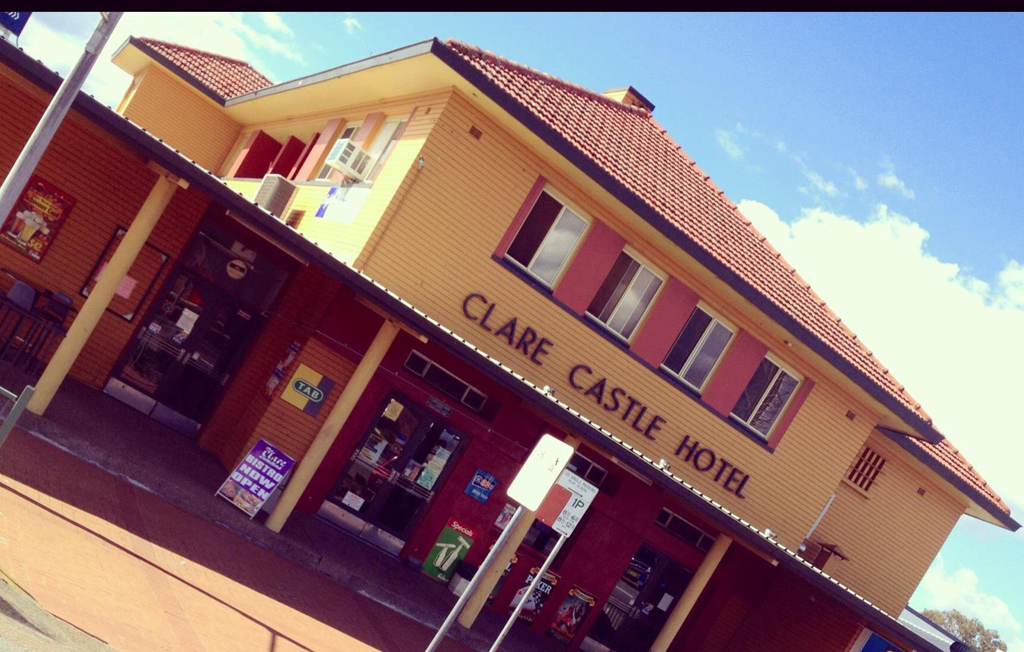 Clare Castle Hotel - Accommodation Perth