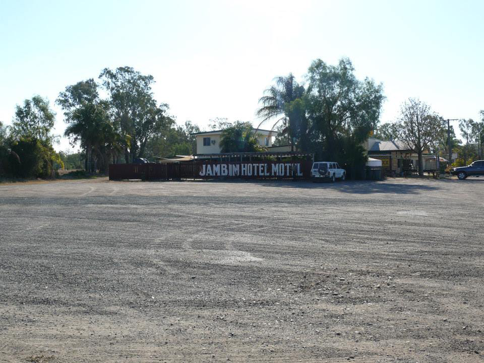 Jambin Hotel-Motel - Accommodation Perth