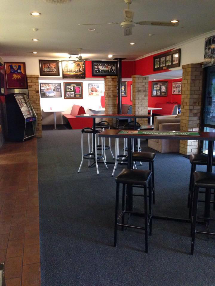 The Back Page Sports Bar  Grill - Accommodation Perth