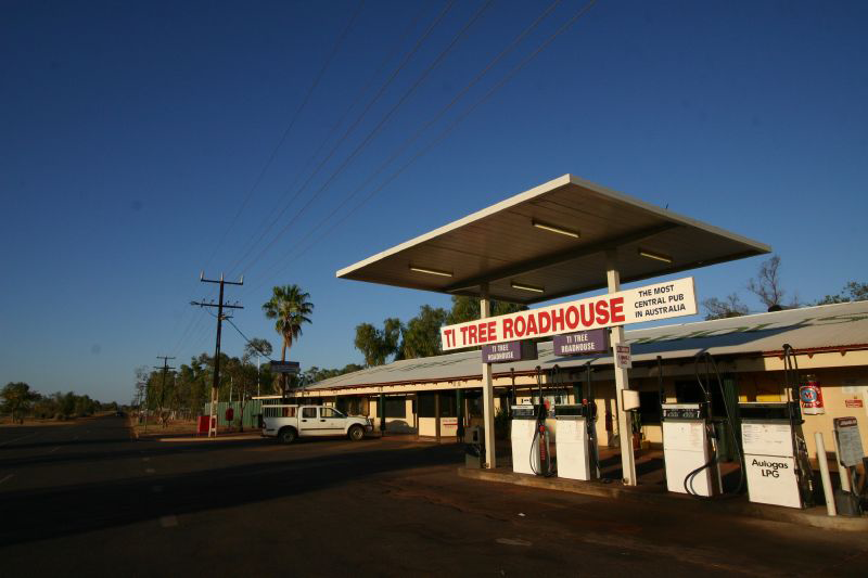 Ti Tree Roadhouse - Accommodation Perth