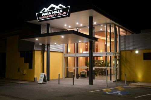 Para Hills Community Club Incorporated - Accommodation Perth