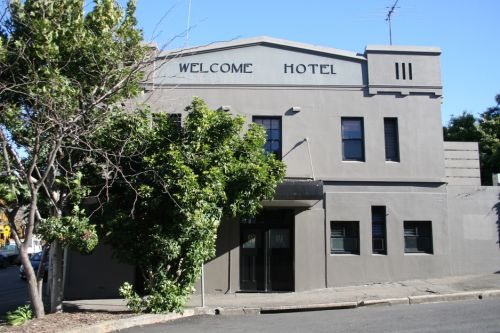Welcome Hotel - Accommodation Perth