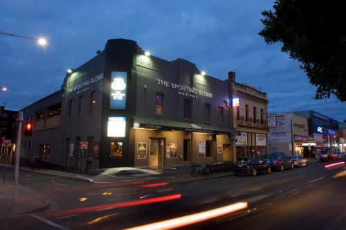 The Sporting Globe Bar amp Grill - Accommodation Perth