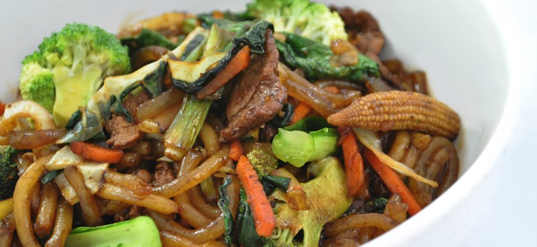 Stir Crazy Noodle Bar - Accommodation Perth
