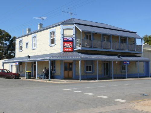 Port Wakefield Hotel - Accommodation Perth