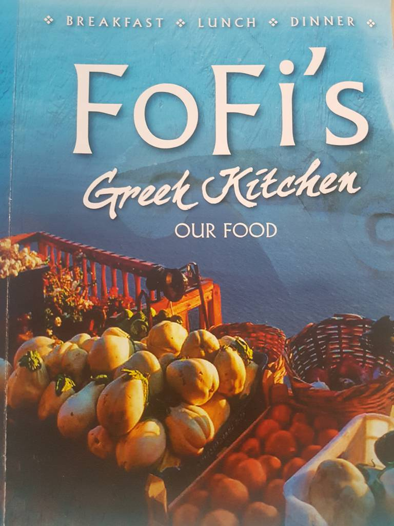 Fofi's Greek Kitchen - Accommodation Perth