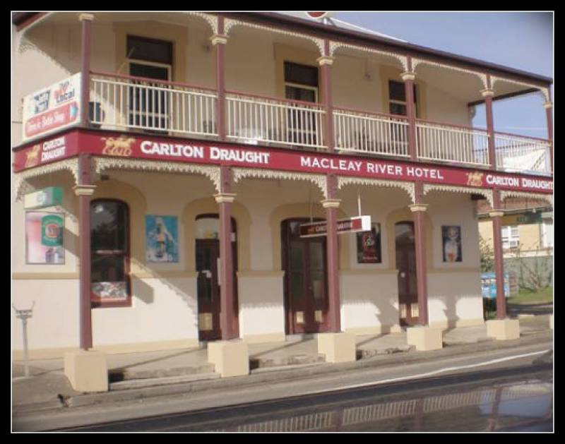 Macleay River Hotel - Accommodation Perth