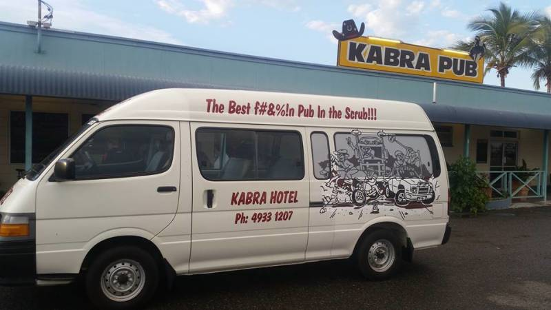 Kabra Hotel - Accommodation Perth