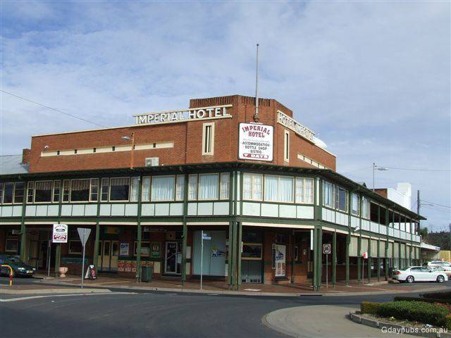 Imperial Hotel Coonabarabran - Accommodation Perth