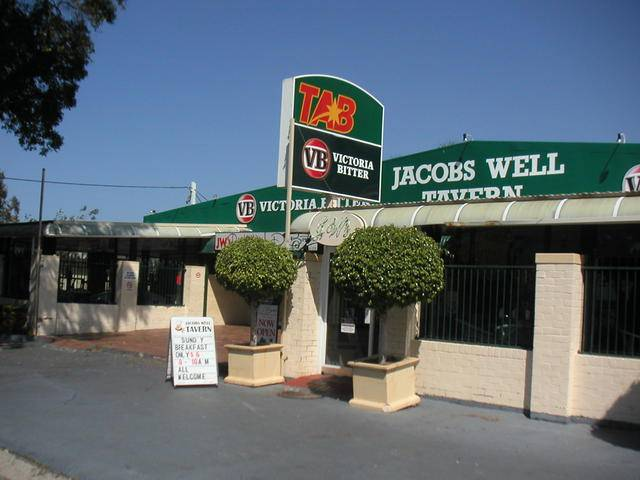 Jacobs Well Bayside Tavern - Accommodation Perth