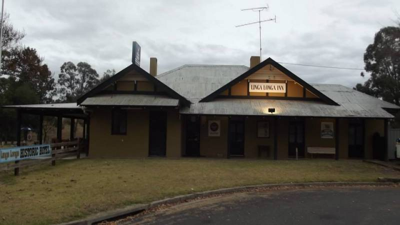 Linga Longa Inn - Accommodation Perth