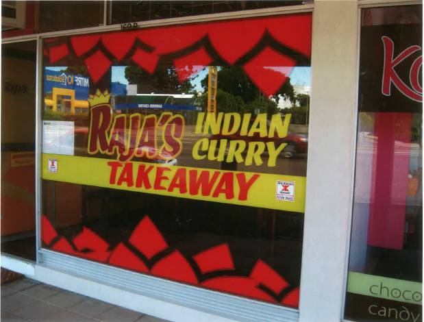 Rajas Curry House - Accommodation Perth