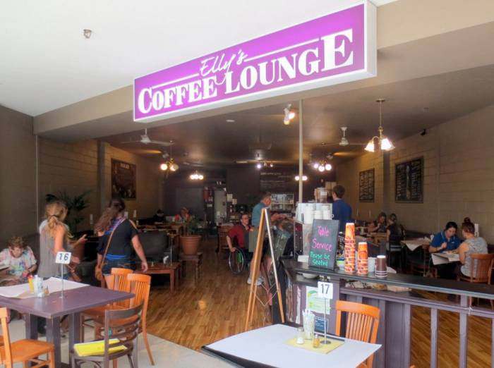 Ellys Coffee Lounge - Accommodation Perth