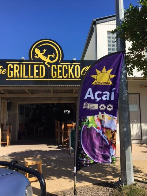 The Grilled Gecko Cafe - Accommodation Perth