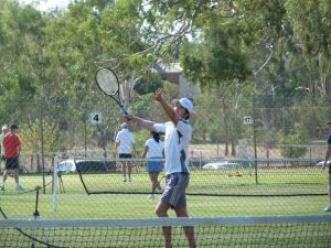 Corowa Easter Lawn Tennis Tournament - Accommodation Perth