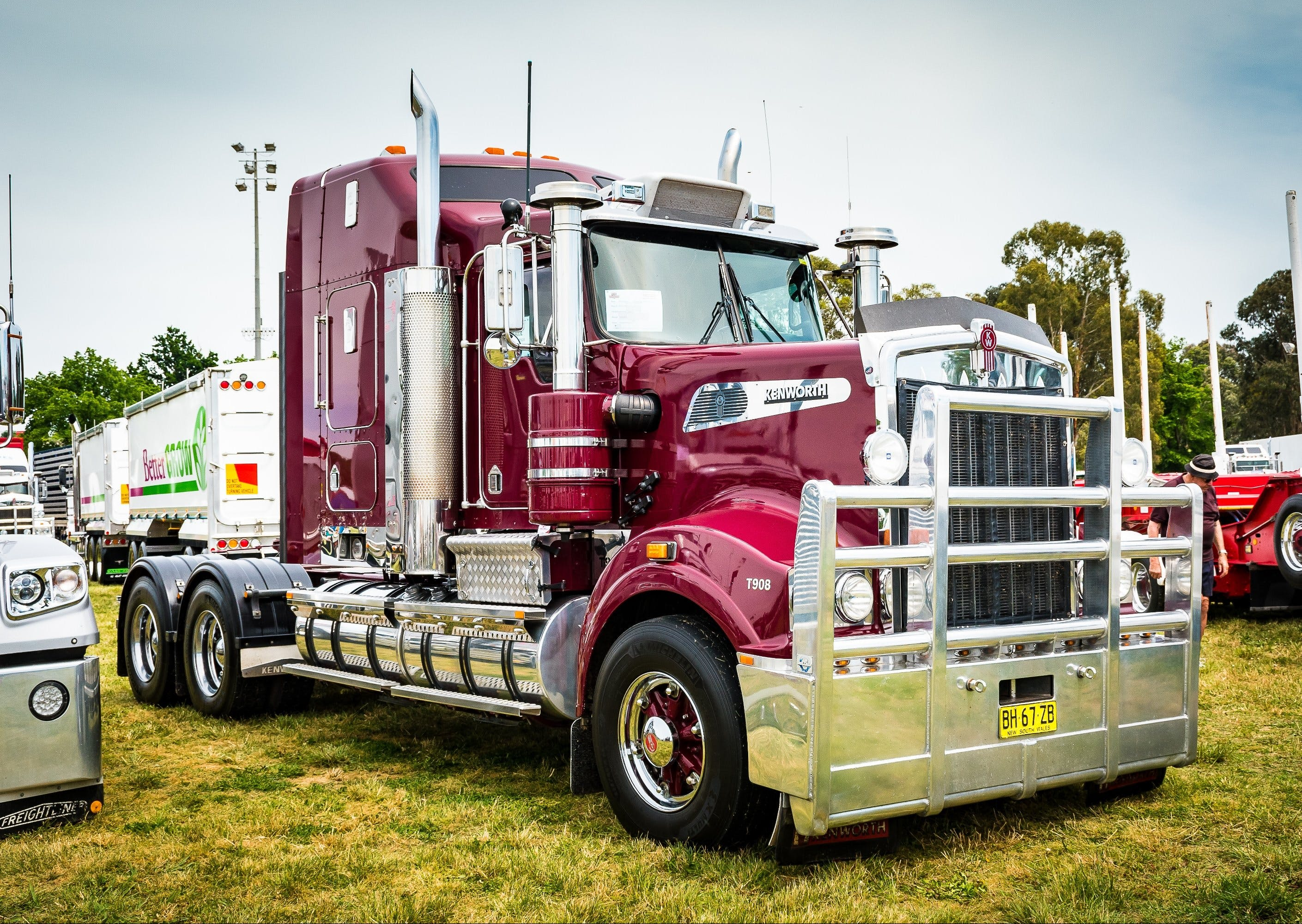 Dane Ballinger Memorial Truck Show - Accommodation Perth