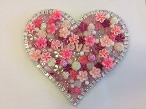 Flowers and Bling Mosaic Class for Kids - Accommodation Perth