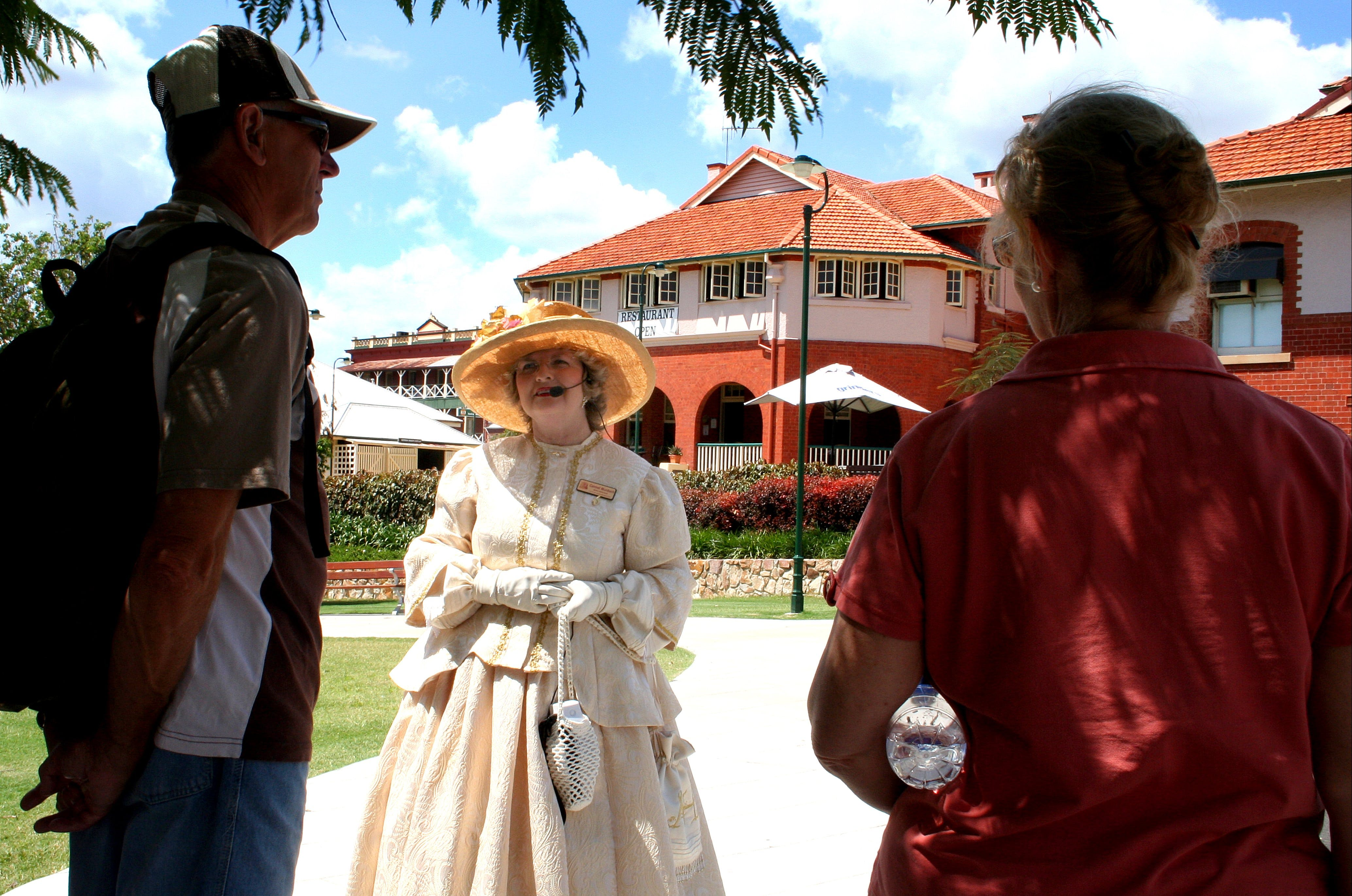 Free Guided Maryborough Heritage Walk Tour - Accommodation Perth