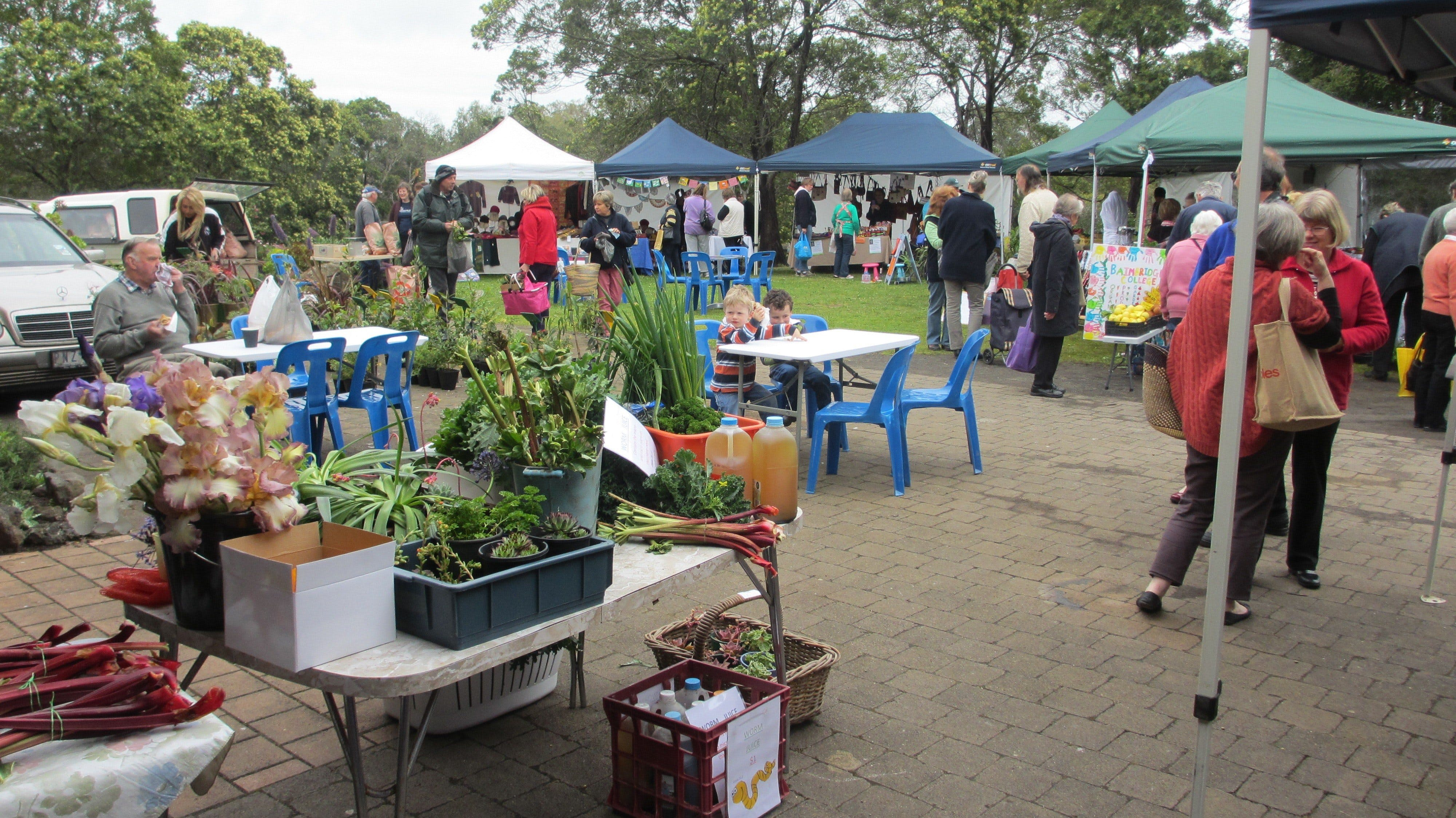Hamilton HIRL Farmers and Craft Market - Accommodation Perth