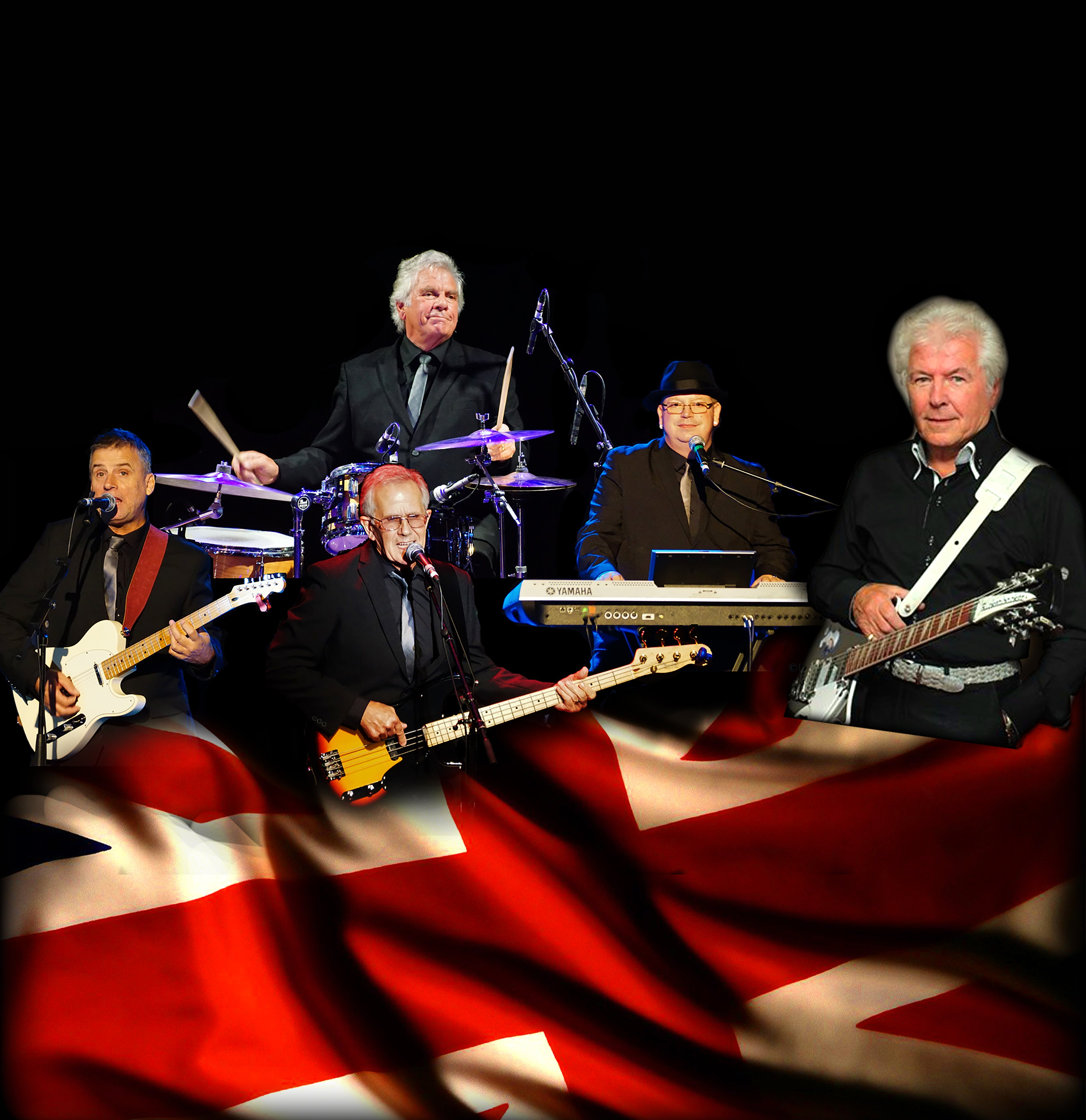 Herman's Hermits with Special Guest Mike Pender - The Six O'Clock Hop - Accommodation Perth