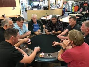 Numurkah Golf and Bowls Club - Poker Wednesday - Accommodation Perth