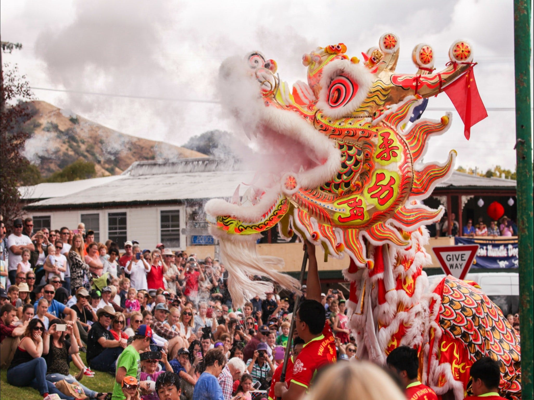 Nundle Go For Gold Chinese Easter Festival - Accommodation Perth
