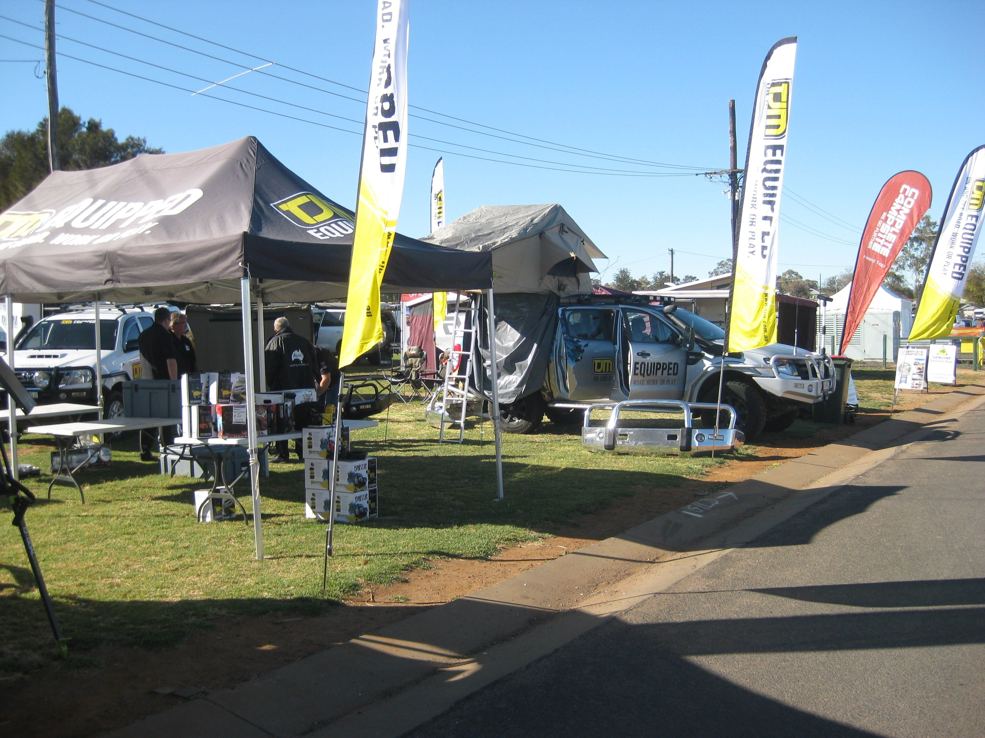 Orana Caravan Camping 4WD Fish and Boat Show - Accommodation Perth